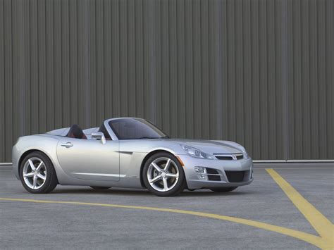 saturn sky coupe 2007 saturn sky roadster review supercars net