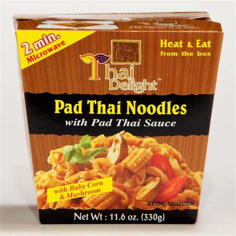 Thai Kitchen Pad Thai Sauce by Thai Delight Pad Thai Noodles With Pad Thai Sauce World Market