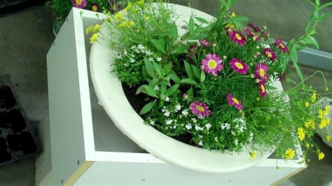 Toilet Flower Planter by Habitat For Humanity Santa Barbara Earth Day With