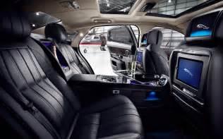 Jaguar Interior Pics 2013 Jaguar Xj Now With Awd Supercharged V 6 And An