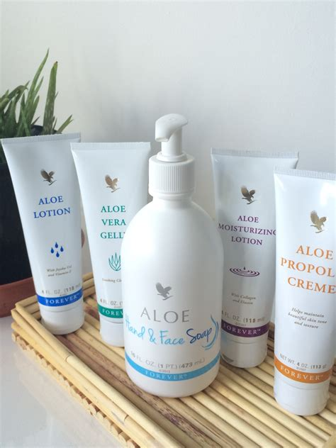 For Forever forever living aloe products review