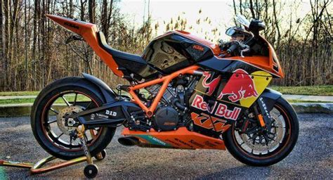 Ktm Roseville 2010 Ktm Rc8r Bull Limited Edition For Sale From