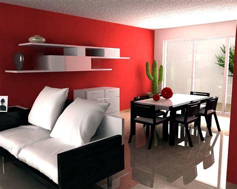 casa en rojo