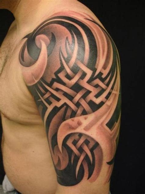 celtic tribal sleeve tattoos best 25 tribal tattoos ideas on