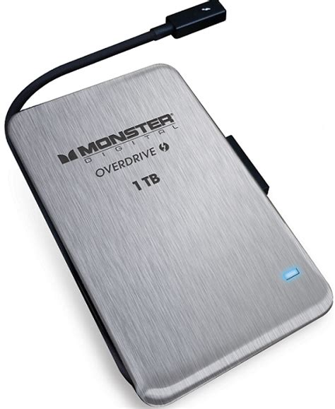 Mba Does Not Recognize Thunderbolt by The Best External Drive For Mac And Pc