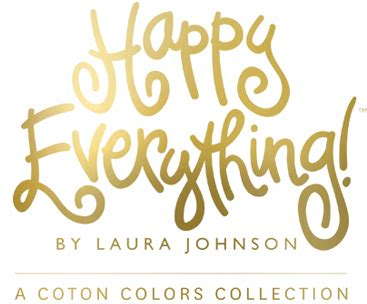 coton colors happy everything by coton colors