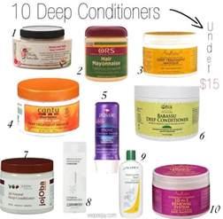 Best Shampoo And Conditioner For African American Relaxed Hair 25 best ideas about deep conditioner on pinterest deep
