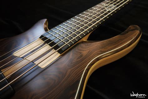 Handmade Bass Guitars - waghorn guitars custom bass guitars gallery
