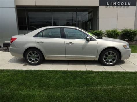 automotive air conditioning repair 2009 lincoln mkz security system buy used 2009 lincoln mkz base in 9620 montgomery rd cincinnati ohio united states for us