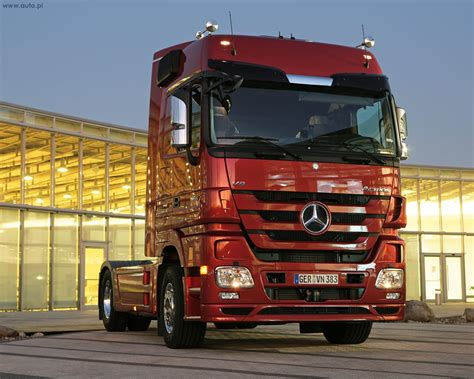 you truck mercedes actros image 4