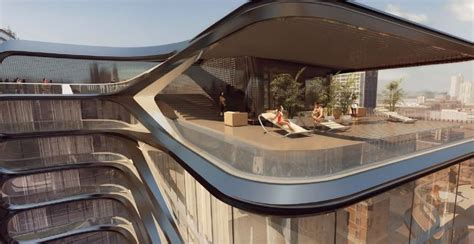 New House Plans With Interior Pictures own a zaha hadid designed nyc penthouse artnet news
