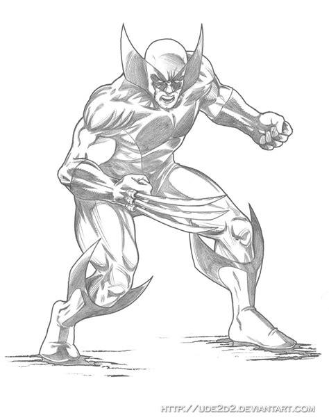 imagenes de wolverine en caricatura a lapiz caricaturas dibujos a lapiz lo mejor