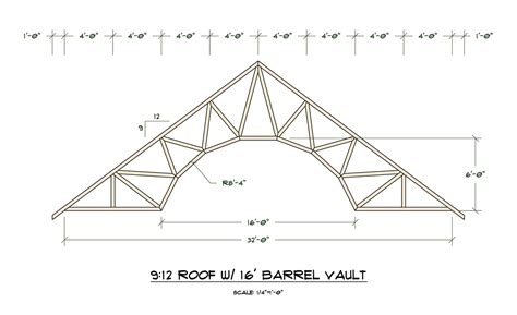 medeek design inc gambrel roof study 3d truss models sketchucation 12