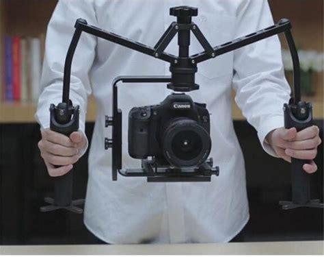 Stabilizer Steadycam Pro Camcorder Dslr Stabiliser Steady Rig Dslr bestablecam dual gimbal handheld stabilizer steadicam steady for dslr
