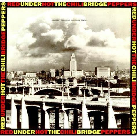 bluesmates the bridge chili peppers il 233 tait une fois un 45 tours the bridge