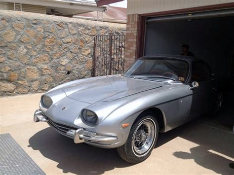 Lamborghini 350gt For Sale by Stored 39 Years 1965 Lamborghini 350 Gt Project Bring A