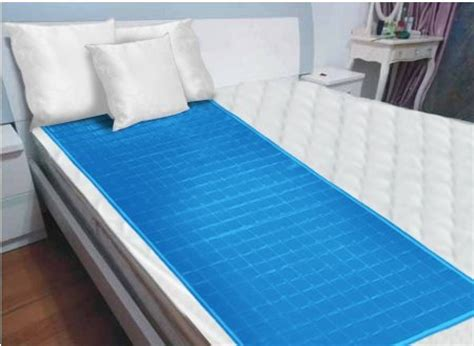 new luxury cool gel mattress pad 24 quot x60 quot x large best