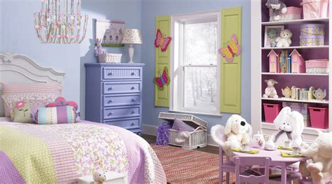purple and pink girls bedroom girls room in pastel pink purple and green interiors by color