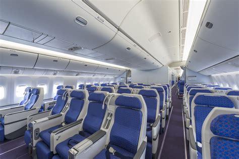 comfort seating china a closer look at china southern s new 777 interior