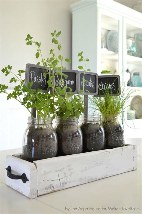 table top herb garden diy table top herb garden from an pallet via make