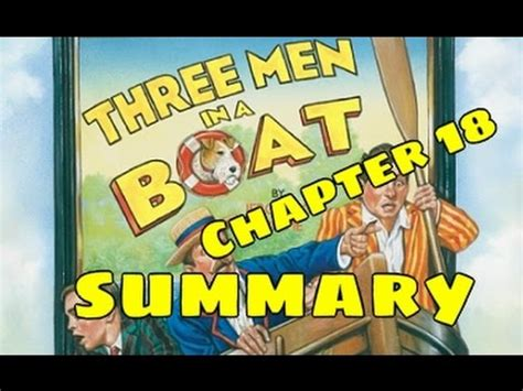three men in a boat cbse 3 men in a boat cbse class 9 chapter 18 summary youtube