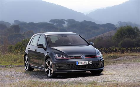 gti volkswagen 2015 2015 volkswagen gti front three quarters photo 33