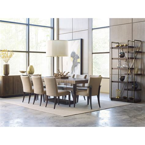 american drew dining room american drew ad modern organics formal dining room group