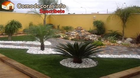 como decorar tu jardin - Decorar Un Jardin