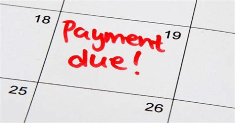 Mba Advice Delay Payment by Smart Debtor Detox Tips For Reducing Late Payments