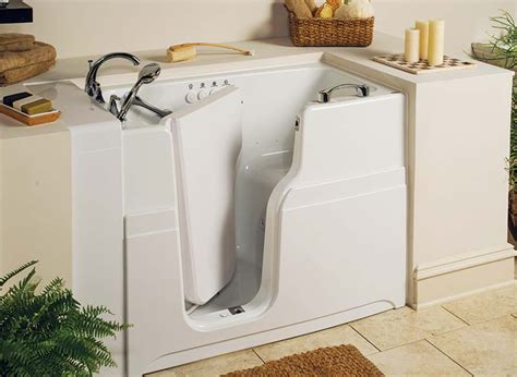 bathtubs for seniors walk in walk in bathtubs for seniors regarding invigorate bathroom