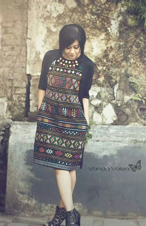 Dress Tenun Ethnic Cantik Dan 48 best images about things to wear on wedding make up office attire and creative