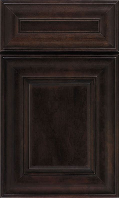 Chocolate Cherry Cabinets by Chocolate Cherry Cabinet Finish Cabinetry