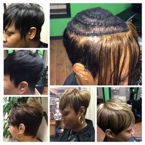 best hair for weave sew ins 112 best images about short weave styles on pinterest models short hair styles and short weave