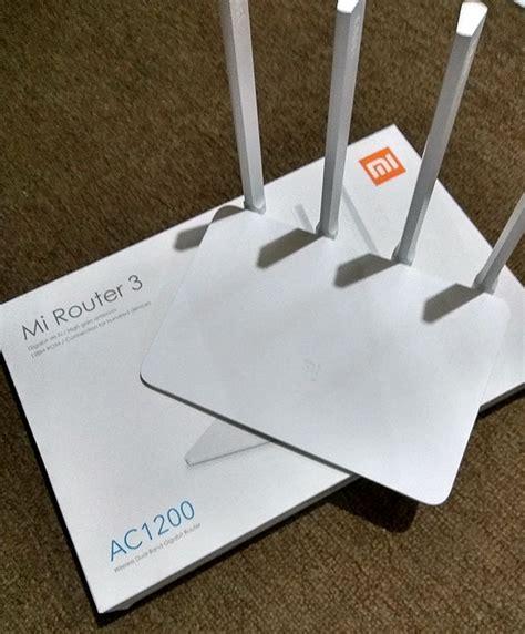 Router Dan Spesifikasinya sekilas tentang mi wifi router 3