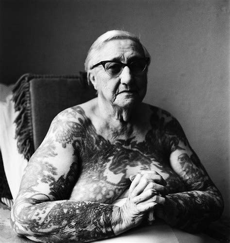 tattooed old lady tattoos 171 white rock kitchens