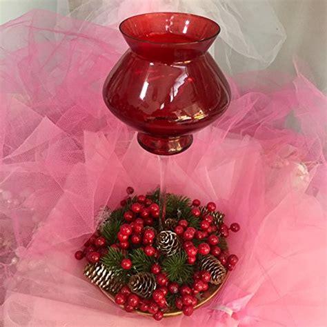 centrotavola natalizio e un po di fai da te centrotavola natalizio in vetro