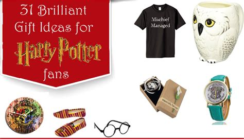 31 Brilliant Gift Ideas For Harry Potter Fans Gifts