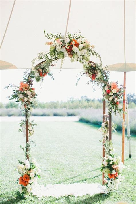 Wedding Arch Cost by Vintage Ladder Wedding Arch Cost Effective Ideas