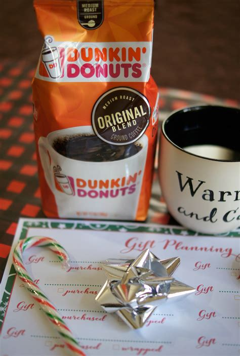 Where Can I Buy 5 Dunkin Donuts Gift Cards - 5 ways to make gifting easier this holiday season not quite susie homemaker