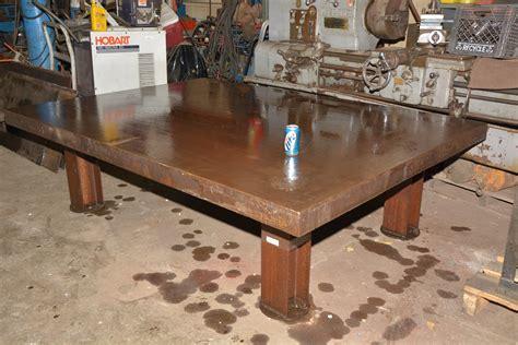 Steel Welding Table by 12971 0002 Jpg Of 5 Thick 7 6 X5 4 Heavy Duty Steel