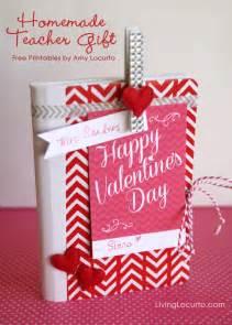 Teacher Valentine Gift Idea