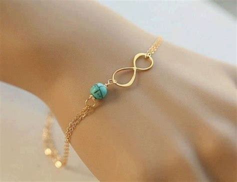 infinity jewels jewels infinity bracelets turquoise gold wheretoget