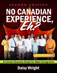 Mba In Canada Without Work Experience by No Canadian Experience Eh A Canadian Bestseller Career
