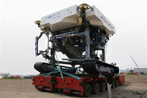 world s largest trencher van oord orders smd trencher subsea world news