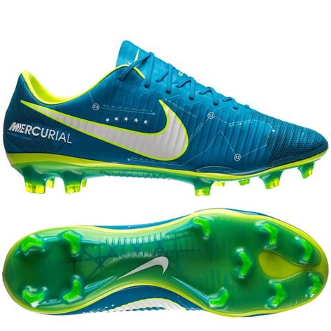 Nike Mercurial Vapor Xi Njr nike mercurial vapor xi fg njr written in the blue