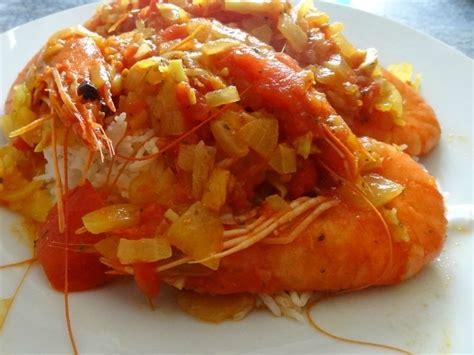 recettes de cuisine m馘iterran馥nne soupe vietnamienne aux crevettes la cuisine de nelly