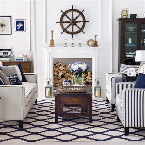 Themed Living Rooms by Coastal Living Rooms To Recreate Carefree Days