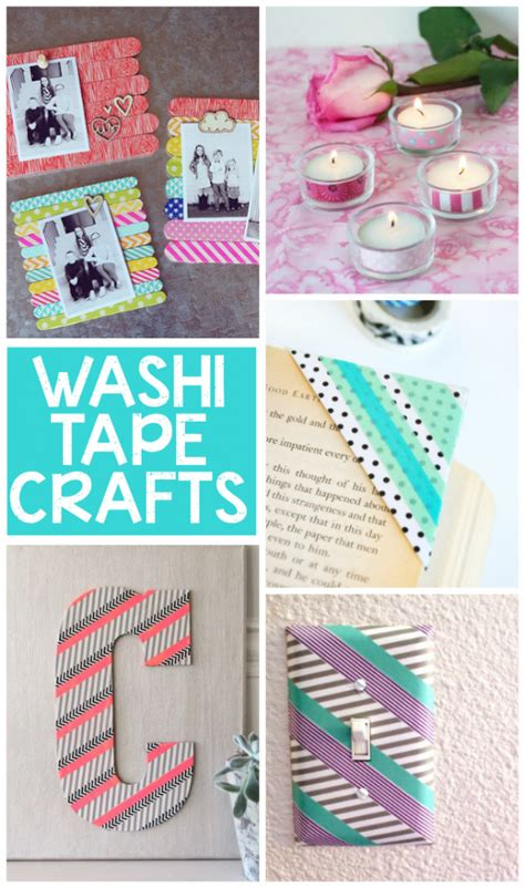 washi tape crafts 15 gorgeous washi tape crafts
