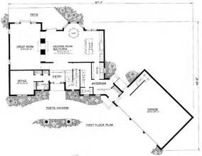 Small Ranch Style Floor Plans House Plan 86076 At Familyhomeplans Com