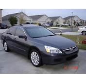 2007 Honda Accord LX V6 4 Dr Picture